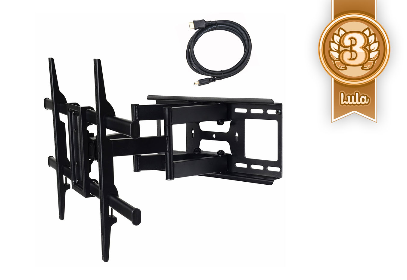 videosecu articulating tv mount